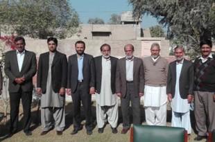 Prof Sohail visited DGKhan Dec 15