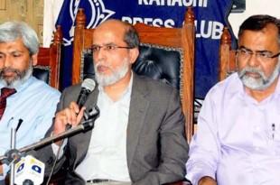 Karacih Press Conference on Thar
