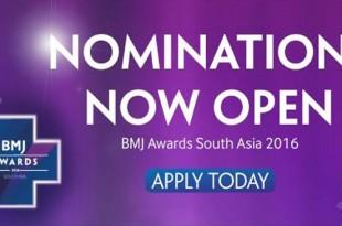 BMJ awards