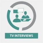 7. tv interviews