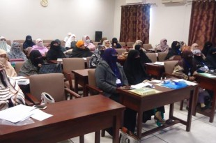 women workshop islamabad